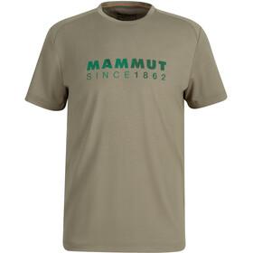 Mammut Trovat T-Shirt Men, Oliva